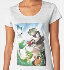 Tesselia trainer Women's Premium T-Shirt