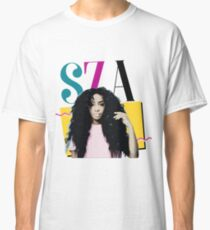 SZA - 90's Inspired Classic T-Shirt