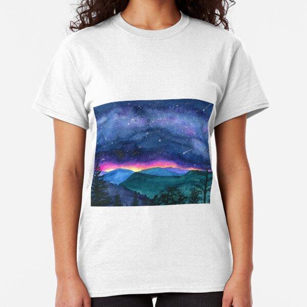 Good Night Smoky Moutians Classic T-Shirt