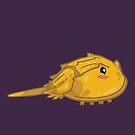 Horseshoe Crab by bytesizetreas