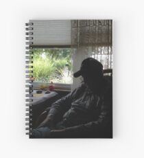 As Time Goes By Spiral Notebook