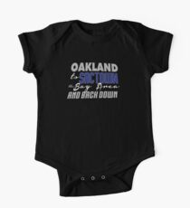 Oakland to Sactown One Piece - Short Sleeve