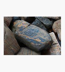 Stone People Photographic Print