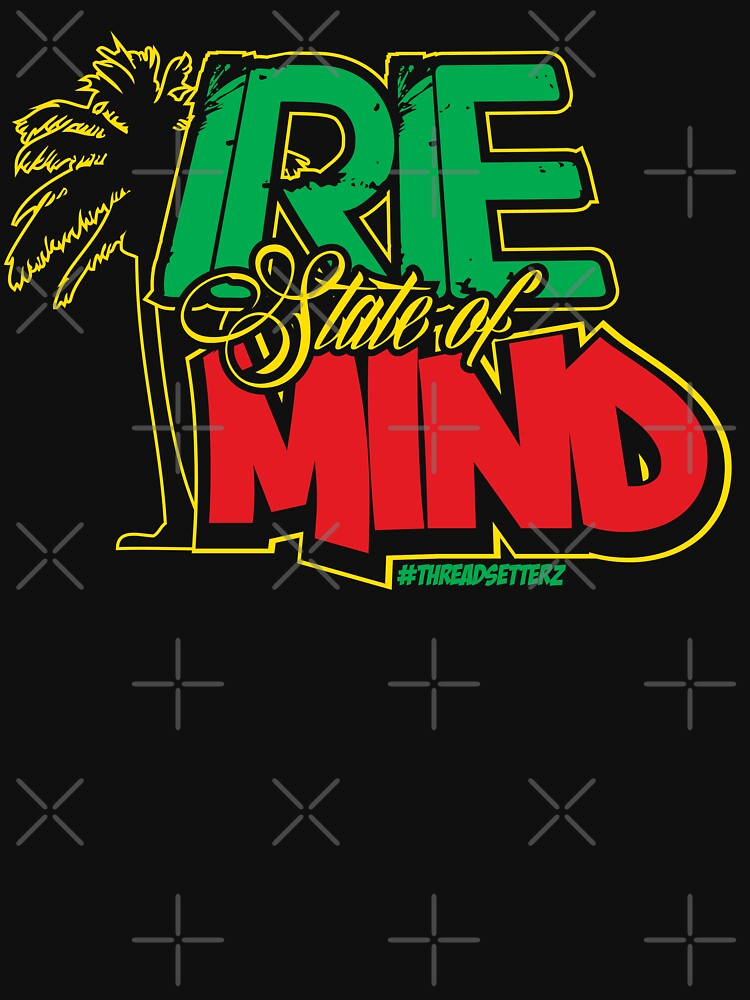 Irie State of Mind by themarvdesigns