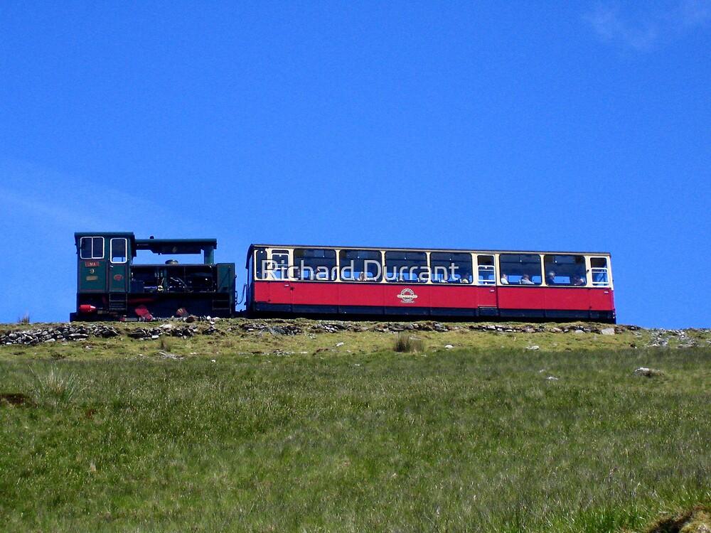 Snowdon Mountain Railway by Richard Durrant