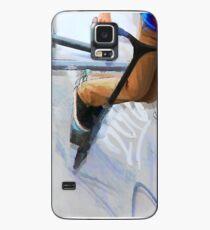 Abfahrtslauf - Stunt Scooter Rider Hülle & Skin für Samsung Galaxy