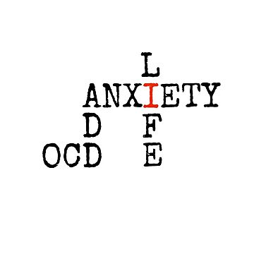 OCD ADD ANXIETY by TartyCat