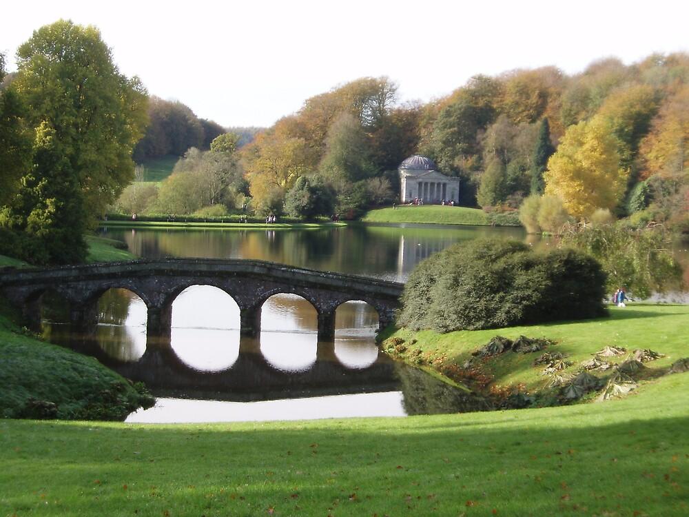 The Bridge  by Wimburian