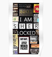Sherlock gambuj Poster