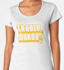 Treblemaker Women's Premium T-Shirt