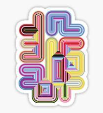 WATERMELON #01 Sticker