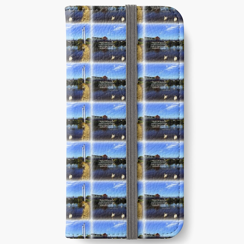 Exeter Quay iPhone Flip-Case