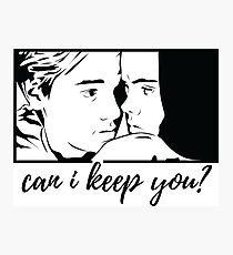Casper - Can I Keep You? Photographic Print