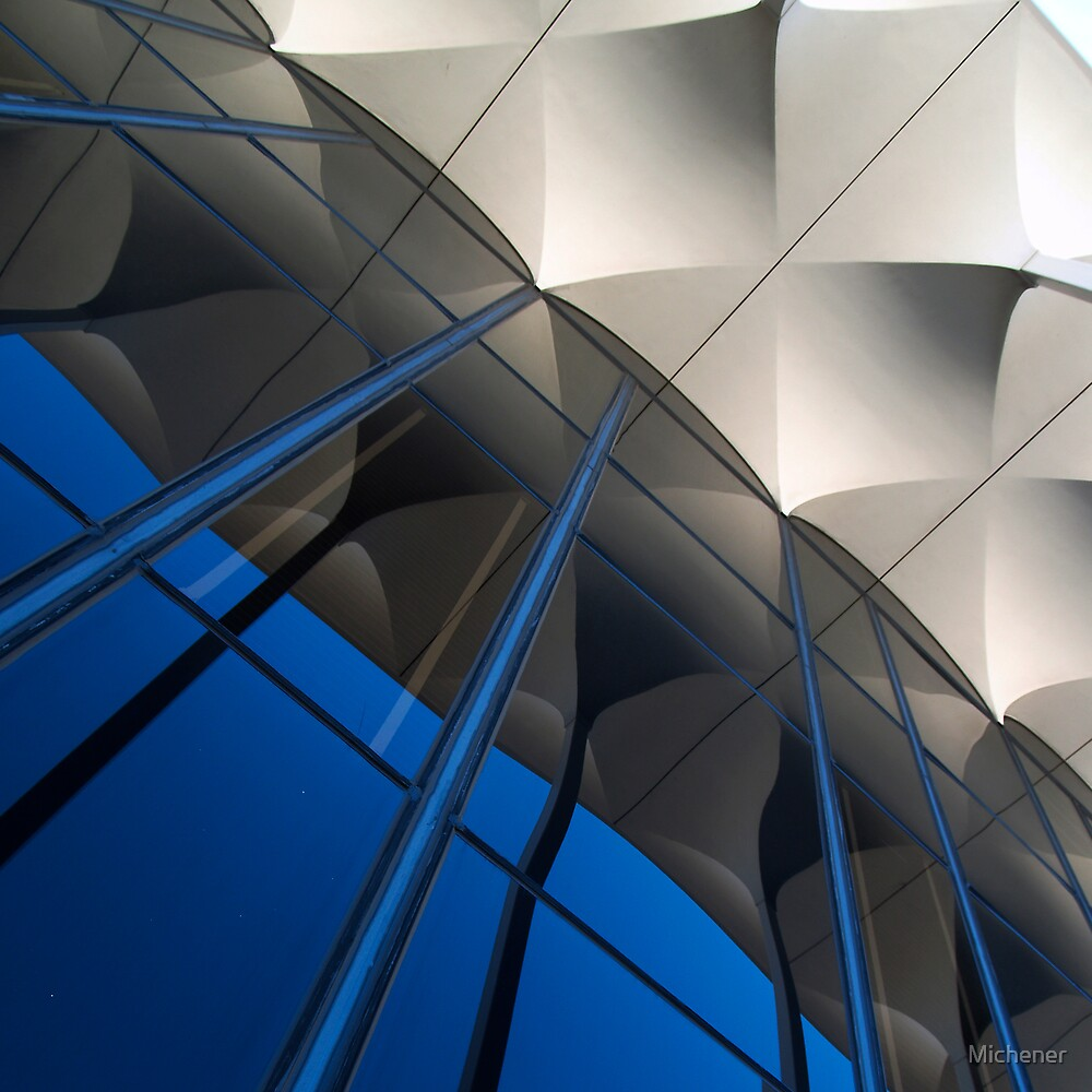 Diagonal by Michener
