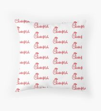 Chick-fil-a Throw Pillow
