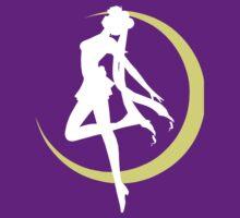 Sailor Moon logo clean | Unisex T-Shirt