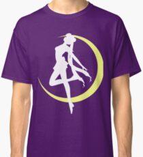 Sailor Moon logo clean Classic T-Shirt