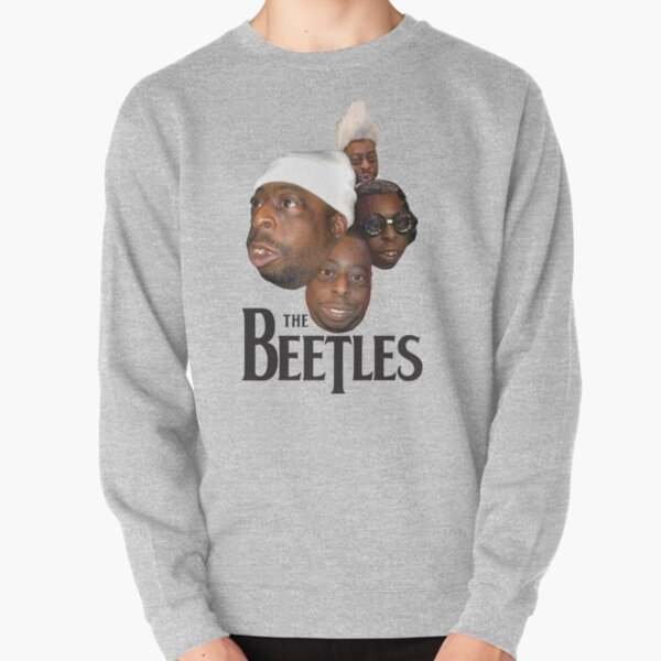 the beetles Pullover Sweatshirt