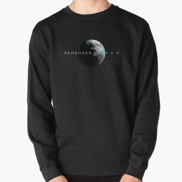 Remember Reach Pullover Sweatshirt