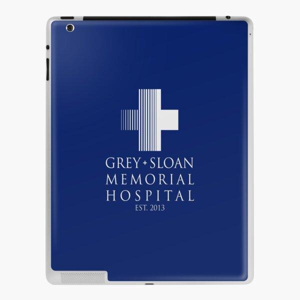 Grey Sloan Memorial Hospital Plaque iPad Skin