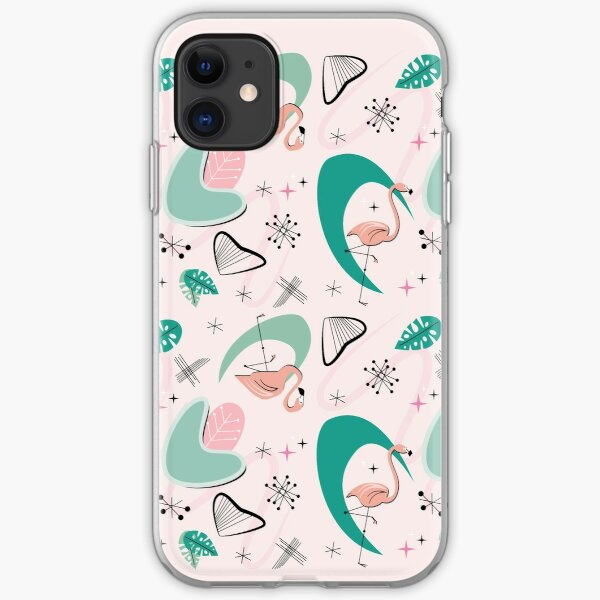 Flamingo & Chick iPhone 11 case