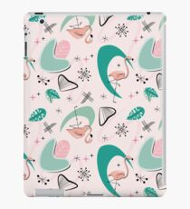 Atomic 50s Flamingo iPad Case/Skin