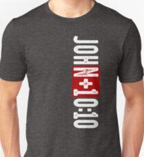 JOHN+10:10 Unisex T-Shirt