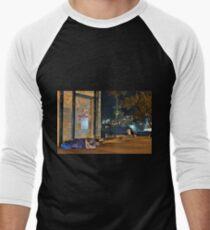 Homeless Veterans Men's Baseball ¾ T-Shirt