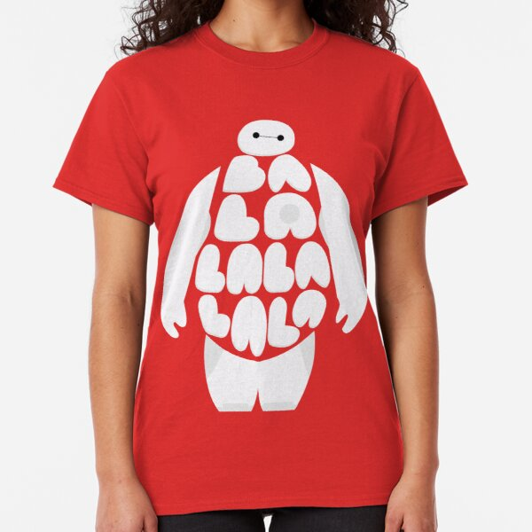 Disney Store Big Hero 6 Six  Black T-shirt Graphic Face Size Youth Large 14