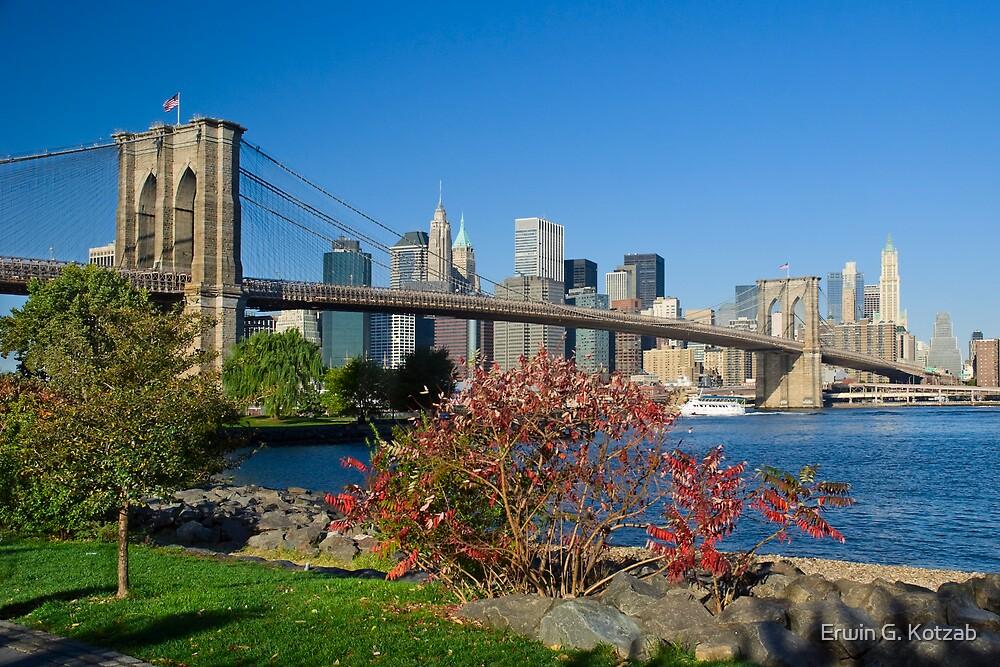new york by Erwin G. Kotzab