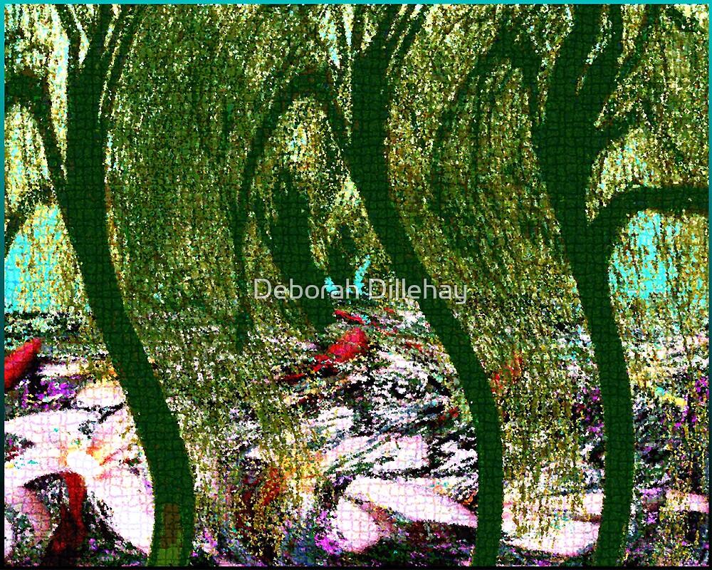 Floral Undergrowth by Deborah McCormick