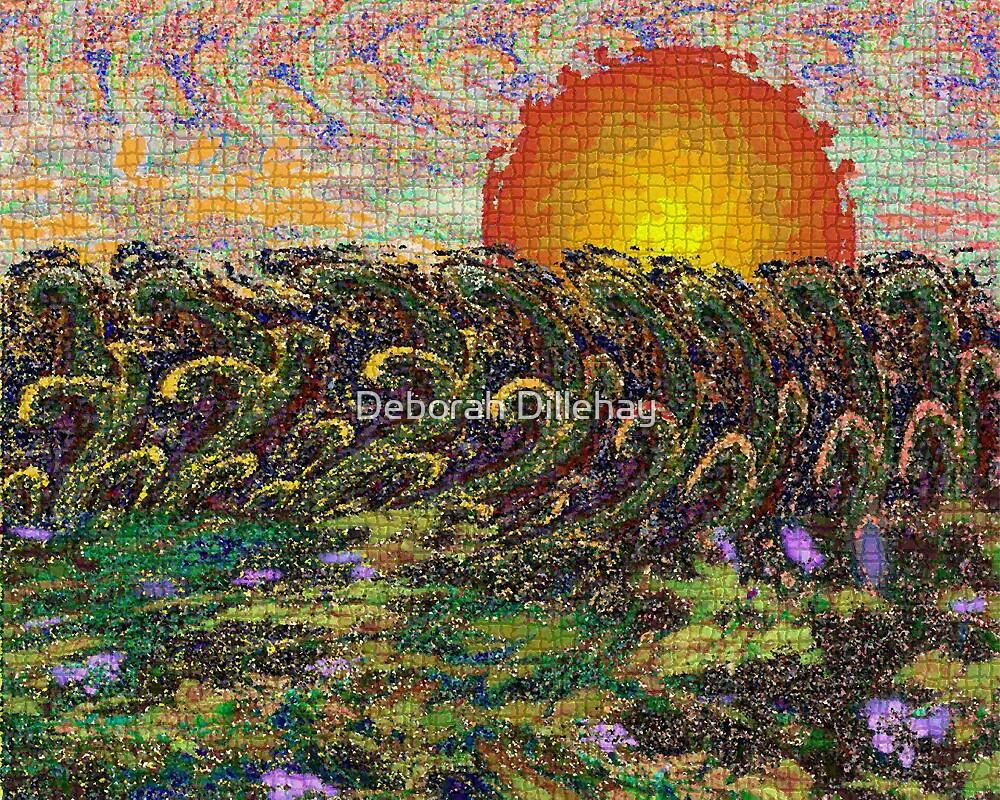 Mystical Meadow by Deborah McCormick