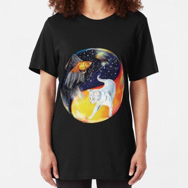 YinYang Slim Fit T-Shirt