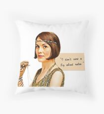 Give A Fig Throw Pillow