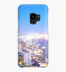Seattle overexposed Case/Skin for Samsung Galaxy