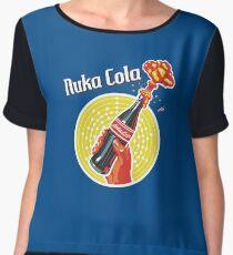 Nuka Cola Women's Chiffon Top