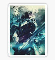Metal Gear Rising - Raiden  Sticker