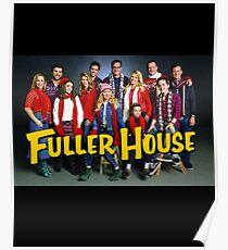 Fuller house cast - christmas Poster