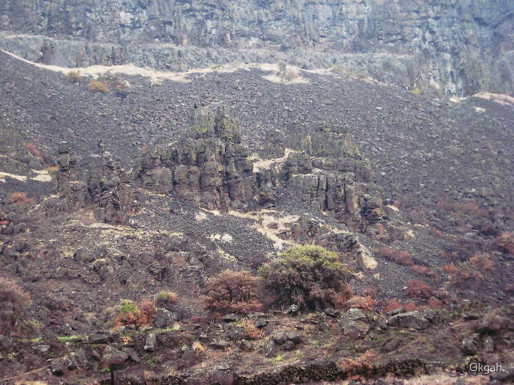 Campfire Rock by Okgah