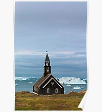 Church in the Wilderness Poster
