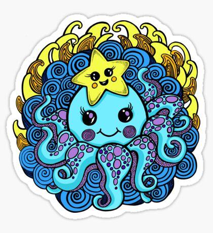 Sea Cuties Sticker