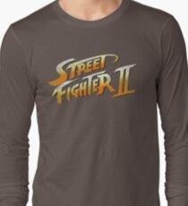 Street Fighter 2 faded T-Shirt