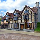 Shakespeare Museum, Stratford-upon-Avon by Margaret  Hyde