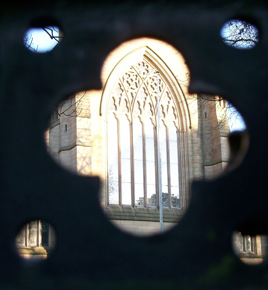 Through The Key Hole by Emma and Dave Atkinson