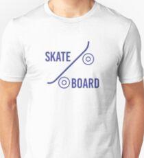 Skate board t-shirt T-Shirt