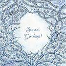Frosty Season's Greetings! by Mariya Olshevska