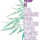 Hemp is by KUSH COMMON