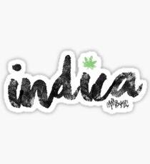 Indica Sticker