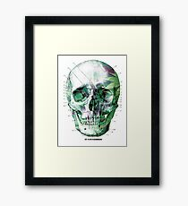 Pot Head Framed Print