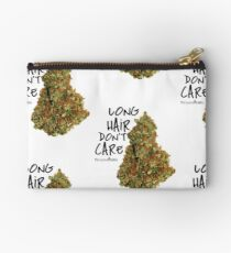 Long Hair Don't Care Studio Pouch